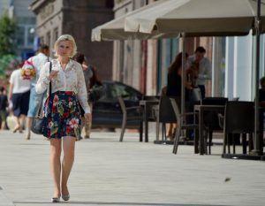 Кафе Gucci на Патриарших прудах могут закрыть на 90 суток за нарушение мер против COVID-19. Фото: архив, «Вечерняя Москва»