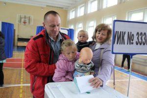 Явка избирателей на выборы в Госдуму в Москве превысила показатели выборов мэра столицы