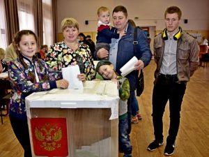 Общественный штаб: серьезных нарушений при голосовании в Москве не выявлено
