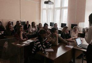 Студенты факультета педагогики и психологии МПГУ. Фото: пресс-служба учреждения