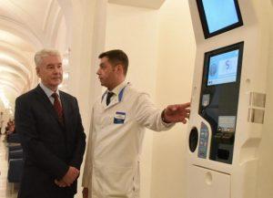 Собянин удвоил число бесплатных путевок в санатории по просьбе ветеранов. Фото: «Вечерняя Москва»