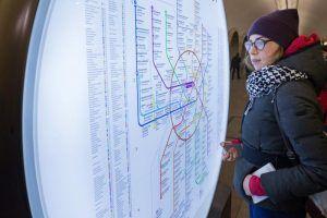 Специалисты проведут реставрацию станции «Лубянки». Фото: архив, «Вечерняя Москва»