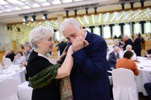 Ветеранов супружеской жизни поздравят в Мещанском районе. Фото: архив, «Вечерняя Москва»
