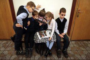 Викторина для детей пройдет в библиотеке для слепых. Фото: архив, «Вечерняя Москва»