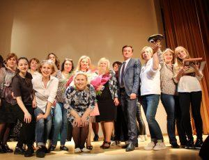 Соцработник из района заняла второе место на окружном конкурсе. Фото предоставлено сотрудниками ТЦСО «Мещанский»