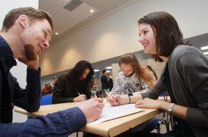 Студенты Психолого-педагогического университета вышли в полуфинал творческого конкурса. Фото: архив, «Вечерняя Москва»