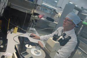 Новые лаборатории появятся в клинико-диагностическом центре. Фото: Владимир Новиков, «Вечерняя Москва»