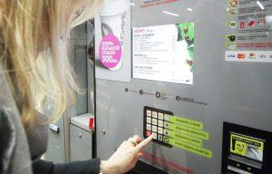Вендинговые аппараты появились на 22 станциях МЦК. Фото: официальный сайт мэра и Правительства Москвы
