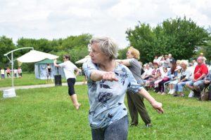 Пенсионеры с района примут участие в празднике «Семья года-2018». Фото: Пелагия Замятина, «Вечерняя Москва»