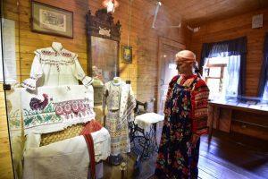 Выставку костюмов откроют в музее «Садовое кольцо». Фото: Пелагия Замятина, «Вечерняя Москва»