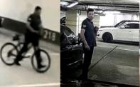 Полицейские ЦАО столицы задержали подозреваемого в покушении на кражу автомобиля на сумму более 5 млн рублей. Фото: фото: пресс-служба УВД по ЦАО