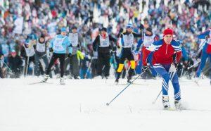 Трассы для зимних видов спорта появятся в столичных парках. Фото: официальный сайт мэра Москвы