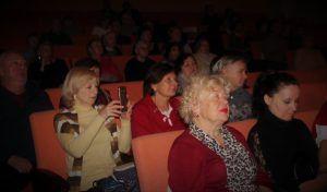 Музыкальный концерт прошел в районном центре соцобслуживания. Фото предоставлено cотрудниками ТЦСО «Мещанский»