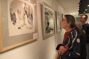 Новую выставку открыли в музее «Садовое кольцо». Фото: Павел Волков, «Вечерняя Москва»