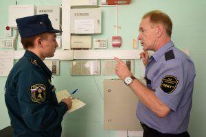 Подготовительные работы по обеспечению безопасности проведут в районе. Фото: Антон Гердо, «Вечерняя Москва»
