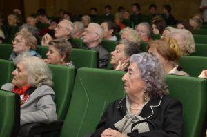 Фестиваль художественного творчества организуют представители Совета ветеранов района. Фото: Анна Быкова