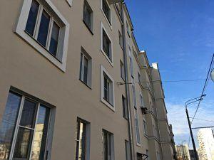 Капитальный ремонт проведут в доме на проспекте Мира. Фото: Анна Быкова