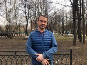 Заместитель главы управы по вопросам жилищно-коммунального хозяйства, благоустройства и транспорта Сергей Дуюн. Фото: Анна Шутова
