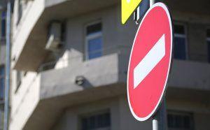 Автомобильное движение ограничат на улице Щепкина. Фото: официальный сайт мэра Москвы