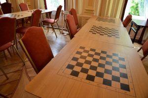 Жители района поучаствовали в экскурсии по Музею шахмат. Фото: Анна Быкова