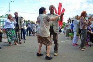 Танцевальный марафон состоится в Екатерининском парке. Фото: Анна Быкова
