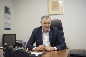 Руководитель Департамента развития новых территорий города Москвы Владимир Жидкин