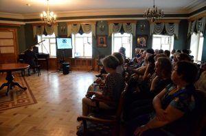 Горожан пригласили на мероприятие в библиотеку для слепых. Фото: Анна Быкова