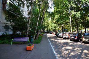 Более 20 дворов отремонтируют в районе в течение 2019 года. Фото: Анна Быкова