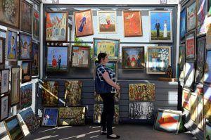 Жителей района пригласили на последний день выставки. Фото: Анна Быкова