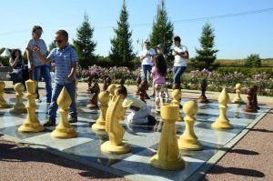 На ВДНХ состоится занятие по графическому дизайну «Льюис Кэрролл и шахматы». Фото: Анна Быкова