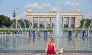 Около 78 тысяч человек посетили мероприятия в ПаркеГорького. Фото: Анна Быкова