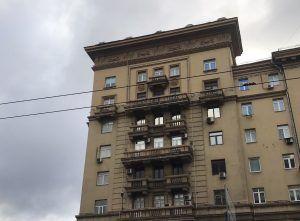 Фасад дома запланировали отремонтировать на проспекте Мира. Фото: Анна Шутова