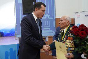 Форум «Победа нашей памяти» состоялся в ЦАО. Фото: Денис Кондратьев