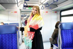 Пассажиры МЦД будут ежедневно экономить на поездках по Москве до 50%. Фото: архив «Вечерняя Москва»