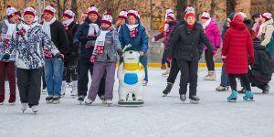 Зимний фестиваль «Московского долголетия» пройдет в парке «Сокольники». Фото: сайт мэра Москвы