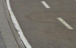 Асфальт отремонтировали на улице Гиляровского. Фото: Анна Быкова