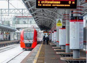 Рекордное количество пассажиров воспользовалось МЦК. Фото: сайт мэра Москвы