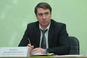 Рабочая группа обсудила благоустройство дворовых территорий в районе. Фото: Наталия Нечаева, «Вечерняя Москва»