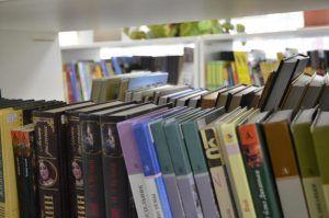 Москвичи смогут посетить книжную выставку в Государственной библиотеке для слепых. Фото: Анна Быкова
