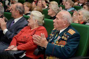 Совещание состоялось в Совете ветеранов района. Фото: Анна Быкова
