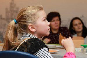 Дети из района поучаствовали в интерактивном занятии. Фото: Наталия Нечаева, «Вечерняя Москва»