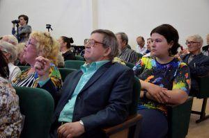 Концерт организуют в Государственной библиотеке для слепых. Фото: Анна Быкова