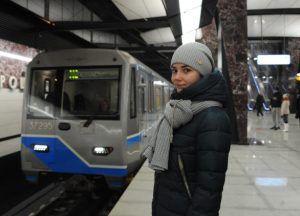 Около трех тысяч составов с системой обеззараживания воздуха курсируют в метро Москвы. Фото: Светлана Колоскова, «Вечерняя Москва»