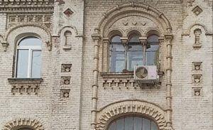 Доходный дом 1915 года постройки отремонтируют в районе. Фото: пресс-служба Фонда капитального ремонта многоквартирных домов города Москвы