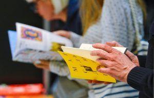Новую книжную выставку откроют в Государственной библиотеке для слепых. Фото: сайт мэра Москвы