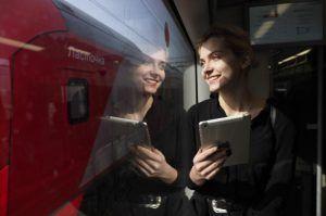Около 440 миллионов пассажиров перевезли поезда МЦК с момента начала своей работы. Фото: Антон Гердо, «Вечерняя Москва»