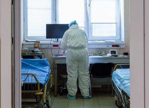 Штаб: Больницы для лечения коронавируса и пневмонии объединят в единую систему. Фото: сайт мэра Москвы