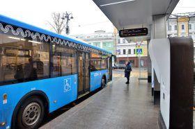 Некоторые автобусы изменят свой маршрут в районе. Фото: Анна Быкова