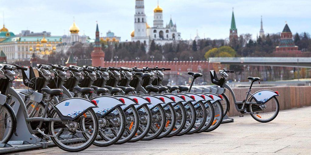 Депутат МГД Артемьев обозначил необходимость развития велоинфраструктуры во всех районах столицы. Фото: сайт мэра Москвы