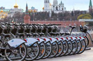Сеть велопроката в Москве заработает в полном объеме с 1 июня. Фото: сайт мэра Москвы